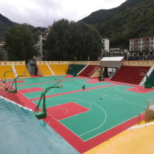 Recreation Backyard Multi-sport court
