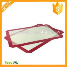 Estera profesional atractiva del silicón de la hornada