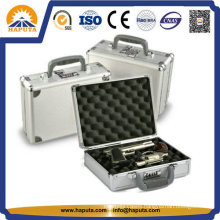 Lockable Aluminum Safe Gun Case and Box (HG-2001)