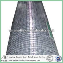 roll galvanized iron welded gabion wire mesh