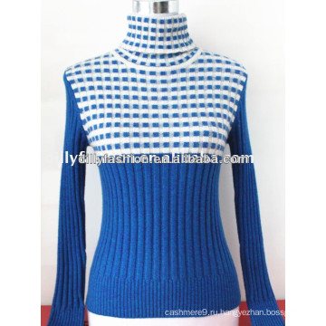Европа knitteed кашемировый свитер мода