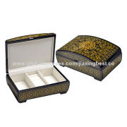2014 new design wooden jewelry boxes, OEM orders are welcome