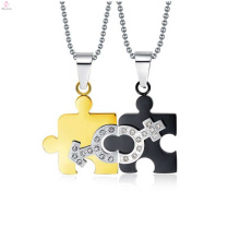 Pendentif symbole masculin et féminin Fashion, bijoux pendentif mâle et femelle parent