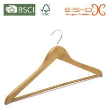 Вешалка для одежды из бамбука для одежды (MB05-1)