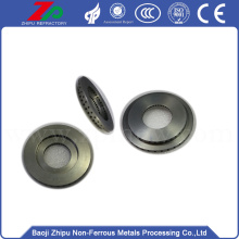 Tungsten forging blind flange for pipe fittings