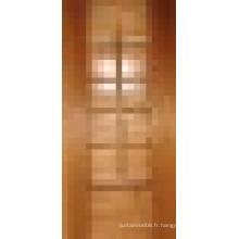 Horloge horizontale Fenêtre intérieure Volets pour fenêtre et porte