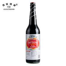 625 мл стеклянная бутылка кошерный светлый соевый соус
