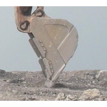 Cubo de la retroexcavadora para Liebherr (R974, R984)