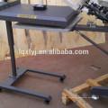 Manual operar carrossel 8 cores e 8 estação de máquina de impressão de tela T-shirt