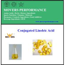 Capsules d'acide linoléumique conjuguées / sans conservateurs