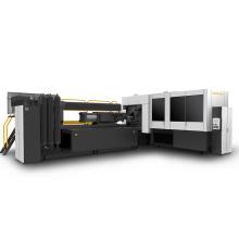Maquinaria do molde da pré-forma do ANIMAL DE ESTIMAÇÃO do DP 300TON / 3500G