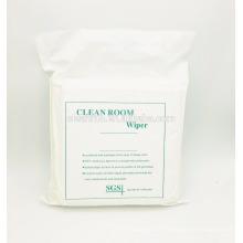 Essuie-glace en matériau polyester / dacron pour salle blanche de classe 100 (chaude)