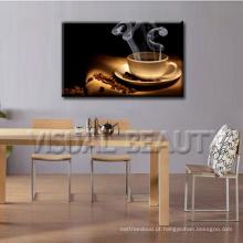 Imagens de café Impressão Canvas on the Wall