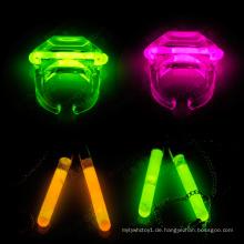 Einzelne Blistercard Glow Toe Ring und Kette für Mädchen