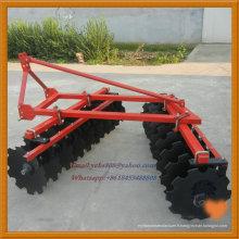 Herse à disques montée sur tracteur agricole 1bqx-1.7