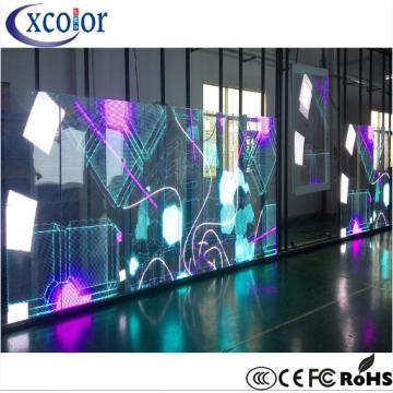 Full Color Outdoor G10.4 Transparent Led Screen Display