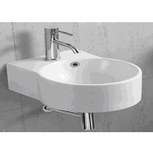 Bassin de salle de bains en céramique 1054A