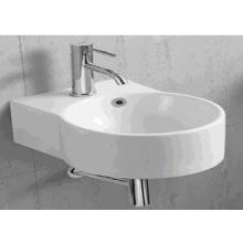 1054A Керамическая круглая ванная комната
