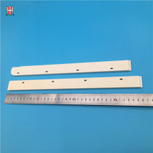 high temperature industry 99 99.5 alumina ceramic strip