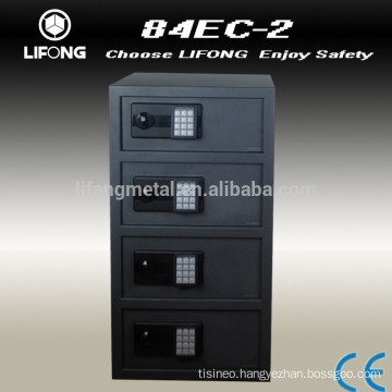 NEW 2015 home and office security safe box with 4 doors