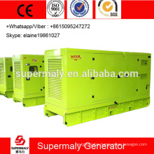 Hot sale 2015! Cummins diesel generator 250kva silent with ATS