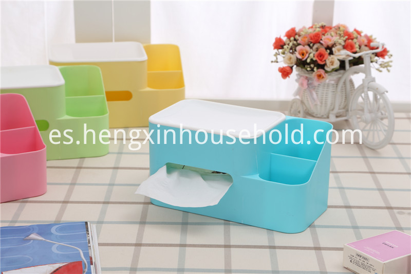 plastic Tissue Box