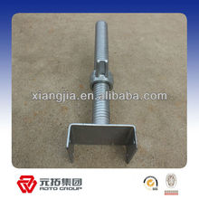 electro galvanized scaffold hollow thread rod