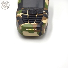 Robusto Walkie Talkie Glonass GPS bidireccional Interphone