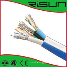 Rg59+RG6+Cat5e+CAT6 Combo Cable