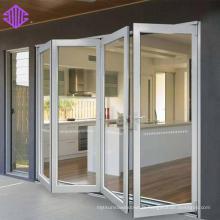 bonne porte intérieure pliante en aluminium insonorisée