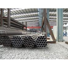 Aço sem costura de carbono ASTM A106B A53