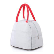 2021 Accept Custom Logo Easy Carry Outdoor Handle Tote Kids Insulated Cooler Lunch Bag lightweight for Picnic