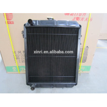 copper Radiator for ISUZU npr truck 8973543650