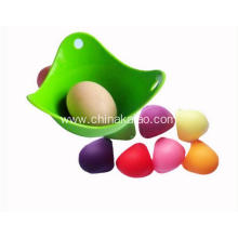 Silicone Kitchenware Egg Poacher Cook Tool