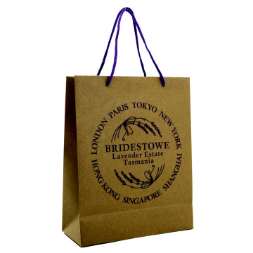 Tanie Kraft Paper Bag with Handle
