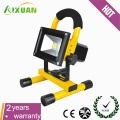 colorful led rechargeable flood light work lamp approved SAA certificate