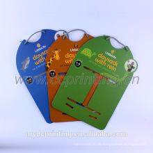 Hochwertige Papierkarte, buntes Kartenpapier, Papierkartendruckservice