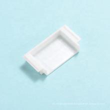 Customized zirconia ceramic holder ceramic block structure