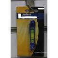 Nível de linha de plástico ABS com cartão Bulister (7001001)