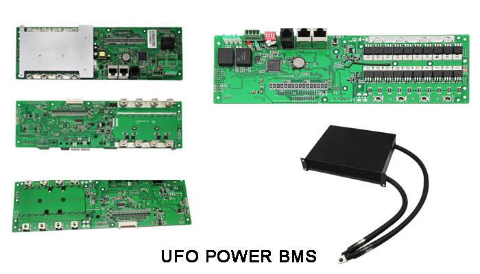 UFO Lithium Battery BMS