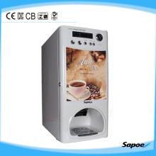 Conveniente Tienda Cajera Validador Función Café Vending Machine