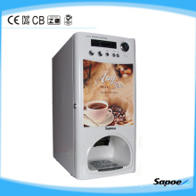 Sapoe Coffee Hot Chocolate Vending Machine Sc-8602 Coin Opéré
