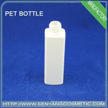 Plástico PET mayoristas Cuidado de la piel cosmética Envase botella botella de cuidado de la piel