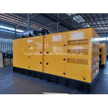 Wholesale Price CE ISO Standard 450kVA Soundproof Yuchai Electric Diesel Power Generator