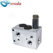 Рулевое управление терекс tr50 помощи многопортовый клапан 15247593/15013717