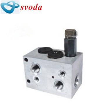 Válvula multiportas de alívio de direção Terex tr50 15247593/15013717