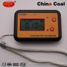 Instrumento de medición de radiación gamma portátil Nt6200
