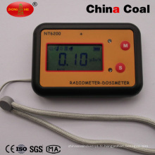 Instrument de mesure de rayonnement gamma portable Nt6200