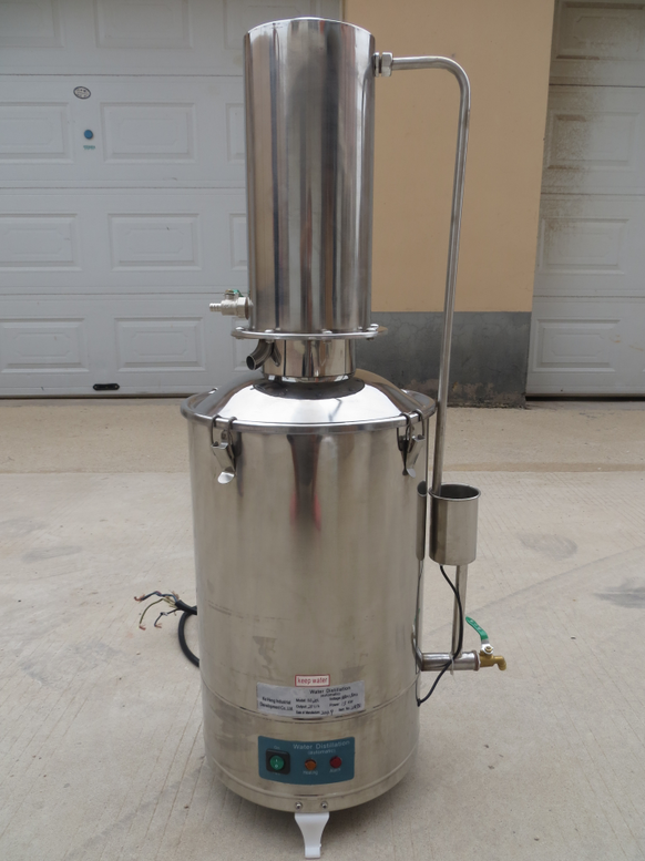 Laboratory Equipment Water Distiller