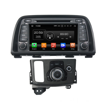 Car Audio und Video für CX-5 2013-2014